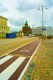 Ελσίνκι, Φινλανδία Στοκ εικόνα με δικαίωμα ελεύθερης χρήσης