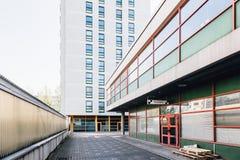 Ελσίνκι, Merihaka Στοκ φωτογραφία με δικαίωμα ελεύθερης χρήσης