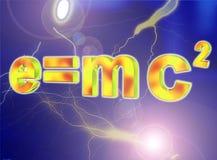 ε mc2 στοκ εικόνες με δικαίωμα ελεύθερης χρήσης
