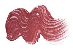 Ζάλη και αποκλειστικές κηλίδες των καλλυντικών προϊόντων Στοκ εικόνες με δικαίωμα ελεύθερης χρήσης
