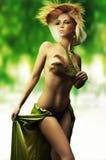 ζάλη ομορφιάς στοκ εικόνα με δικαίωμα ελεύθερης χρήσης