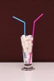 Ζάχαρη γυαλιού Στοκ Εικόνα