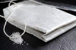 Ζάχαρη και δέρμα τσαγιού Στοκ Εικόνες
