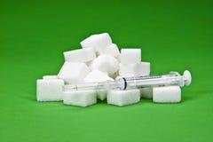 ζάχαρη κύβων Στοκ φωτογραφίες με δικαίωμα ελεύθερης χρήσης
