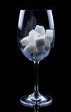 ζάχαρη κύβων Στοκ Φωτογραφία