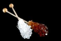 ζάχαρη ραβδιών Στοκ εικόνες με δικαίωμα ελεύθερης χρήσης