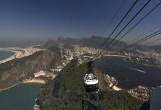 ζάχαρη του Ρίο φραντζολών de ja Στοκ φωτογραφία με δικαίωμα ελεύθερης χρήσης
