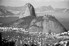 ζάχαρη του Ρίο φραντζολών de janeiro Στοκ Φωτογραφία