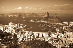 ζάχαρη του Ρίο φραντζολών de janeiro Στοκ φωτογραφία με δικαίωμα ελεύθερης χρήσης