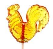 Ζάχαρη lollipop στοκ εικόνα