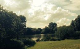 Ζάλη Northamptonshire Στοκ Φωτογραφία