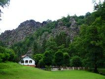 Ζήστε στα βουνά στοκ εικόνα