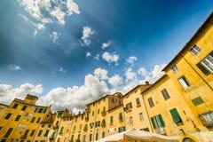 Ζαλισμένο Lucca Στοκ εικόνα με δικαίωμα ελεύθερης χρήσης
