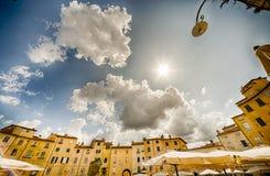 Ζαλισμένο Lucca Στοκ Φωτογραφία
