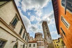 Ζαλισμένο Lucca Στοκ Εικόνες