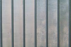 ζαρωμένη γαλβανισμένη κατ&alp στοκ εικόνα με δικαίωμα ελεύθερης χρήσης