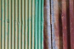 ζαρωμένος σίδηρος σκου&rh στοκ φωτογραφίες με δικαίωμα ελεύθερης χρήσης
