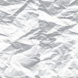 Ζαρωμένο έγγραφο Στοκ εικόνες με δικαίωμα ελεύθερης χρήσης