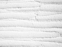 ζαρωμένο λευκό τοίχων ασ&beta Στοκ φωτογραφία με δικαίωμα ελεύθερης χρήσης