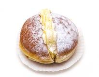 Ζαχαρούχα donuts Στοκ Φωτογραφία
