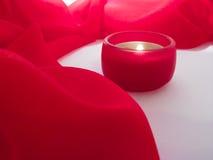 ζεστασιά βαλεντίνων Στοκ φωτογραφία με δικαίωμα ελεύθερης χρήσης