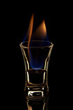 Ζεστό ποτό στοκ εικόνα με δικαίωμα ελεύθερης χρήσης