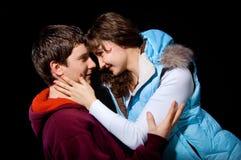 ζευγάρι αγάπης Στοκ εικόνα με δικαίωμα ελεύθερης χρήσης