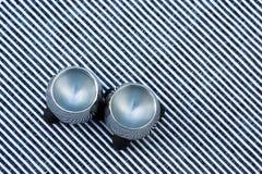 ζευγάρι αυγών φλυτζανιών Στοκ Εικόνες