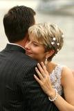 ζευγάρι παντρεμένο πρόσφατα στοκ φωτογραφίες με δικαίωμα ελεύθερης χρήσης