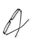 Ζευγάρι των γυαλιών ή των θεαμάτων ανάγνωσης Στοκ εικόνα με δικαίωμα ελεύθερης χρήσης