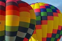 Ζευγάρι των μπαλονιών Στοκ Εικόνες