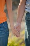 ζευγάρι χεριών Στοκ εικόνα με δικαίωμα ελεύθερης χρήσης