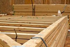 ζευκτόν ξύλινο Στοκ εικόνα με δικαίωμα ελεύθερης χρήσης
