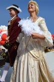ζεύγος βασιλοπρεπές Στοκ Φωτογραφίες