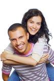 ζεύγος ευτυχές στοκ εικόνες με δικαίωμα ελεύθερης χρήσης