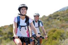ζεύγος ποδηλάτων Στοκ φωτογραφίες με δικαίωμα ελεύθερης χρήσης