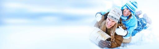 Ζεύγος χειμερινών Χριστουγέννων στοκ εικόνες