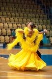 Ζεύγος χορού, Στοκ Φωτογραφία