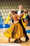 Ζεύγος χορού, Στοκ Εικόνες