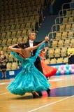 Ζεύγος χορού, Στοκ εικόνες με δικαίωμα ελεύθερης χρήσης