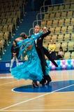 Ζεύγος χορού, Στοκ Φωτογραφίες