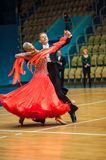Ζεύγος χορού, Στοκ Εικόνα