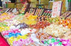 Ζελατίνες φρούτων στην πώληση Στοκ Εικόνες