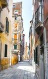 Ζημία από την υγρασία στη Βενετία Στοκ Εικόνες