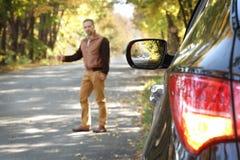 Ζημία αυτοκινήτων στοκ φωτογραφία με δικαίωμα ελεύθερης χρήσης