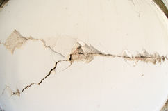 Ζημία σεισμού Στοκ Εικόνες