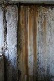 Ζημία φορμών στενό στον επάνω τοίχων Στοκ Εικόνες