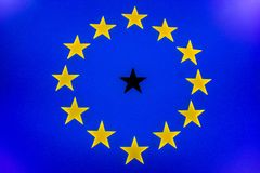 Ζητήματα Brexit στοκ φωτογραφία με δικαίωμα ελεύθερης χρήσης