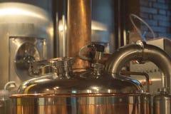Ζυθοποιείο μπύρας Στοκ φωτογραφία με δικαίωμα ελεύθερης χρήσης