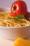 ζυμαρικά γευμάτων στοκ εικόνα με δικαίωμα ελεύθερης χρήσης